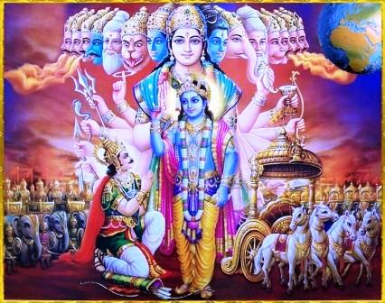 रामसेतु श्रीकृष्ण ने हनुमान-अर्जुन में कराई संधि