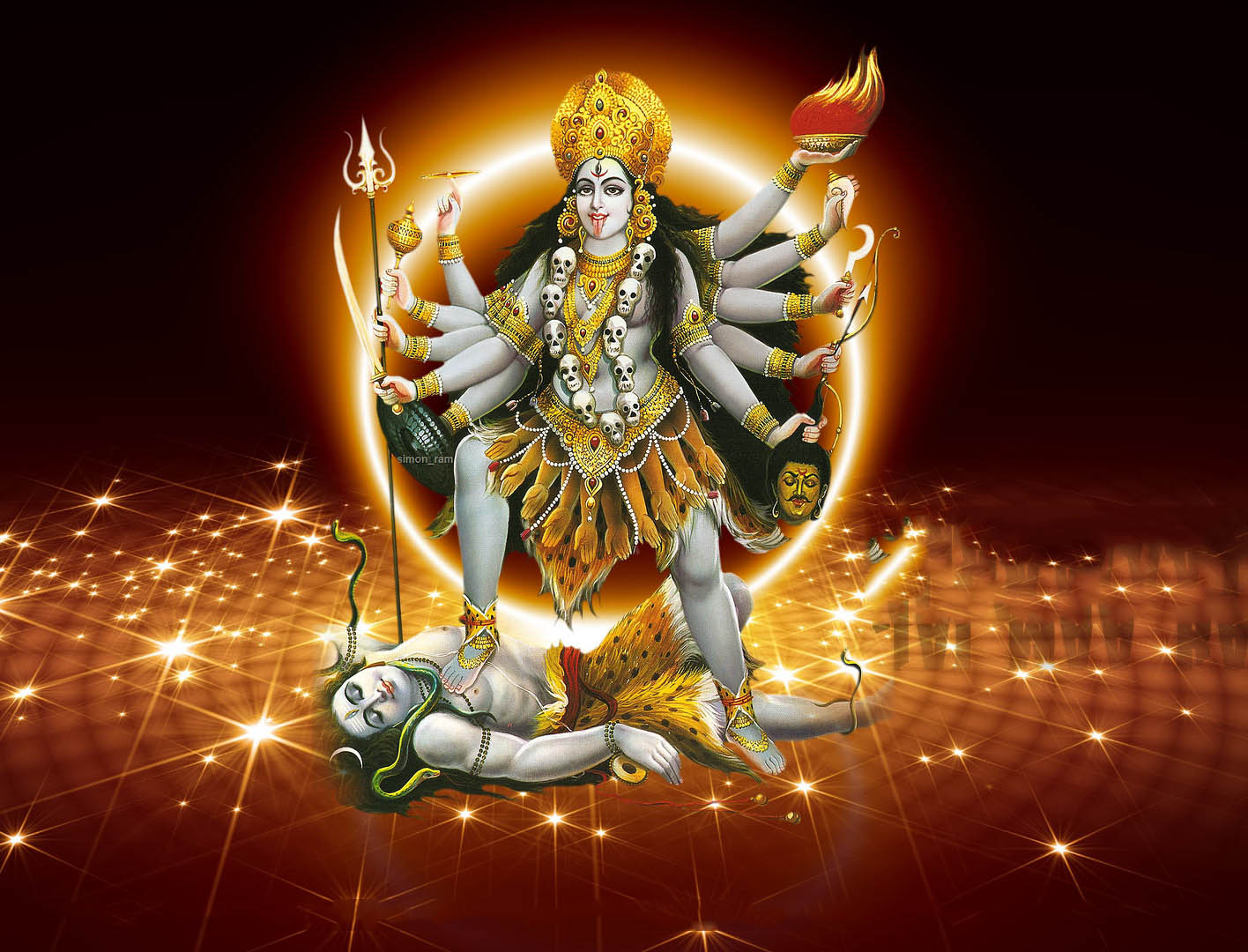 Top Goddess Sri Kali Mata Wallpapers for free download