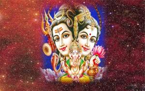 Lord-Ganesh-Shiva-Parvati