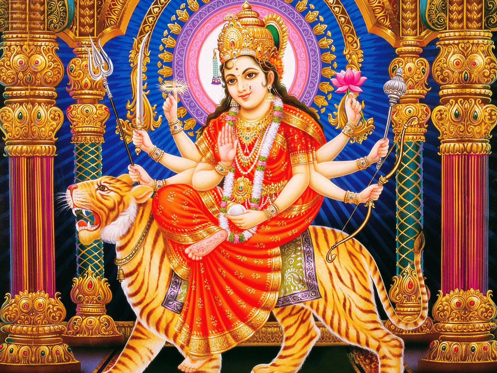 दुर्गा सप्तशती पाठ की सही विधि- नवरात्रि पूजन