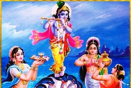 कालिया मर्दक भगवान श्री कृष्ण मंत्र जप