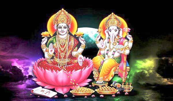 दीपावली पर लक्ष्मी-गणेश पूजा विधि
