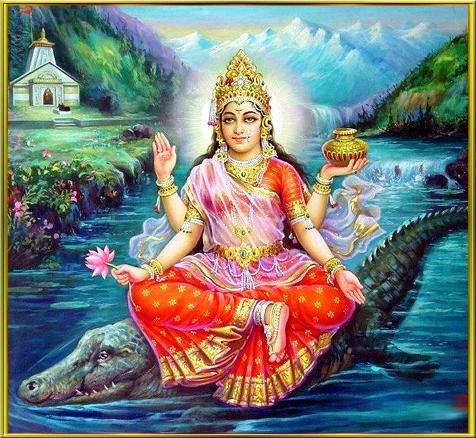 Maa Ganga_Prabhu_Sharnam